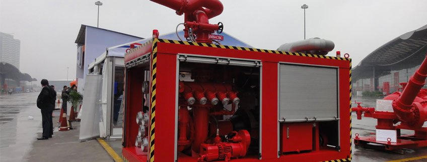 Fire Fighting in Abu Dhabi - Fireman Safety Services